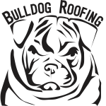 Black Bulldog Logo with no background