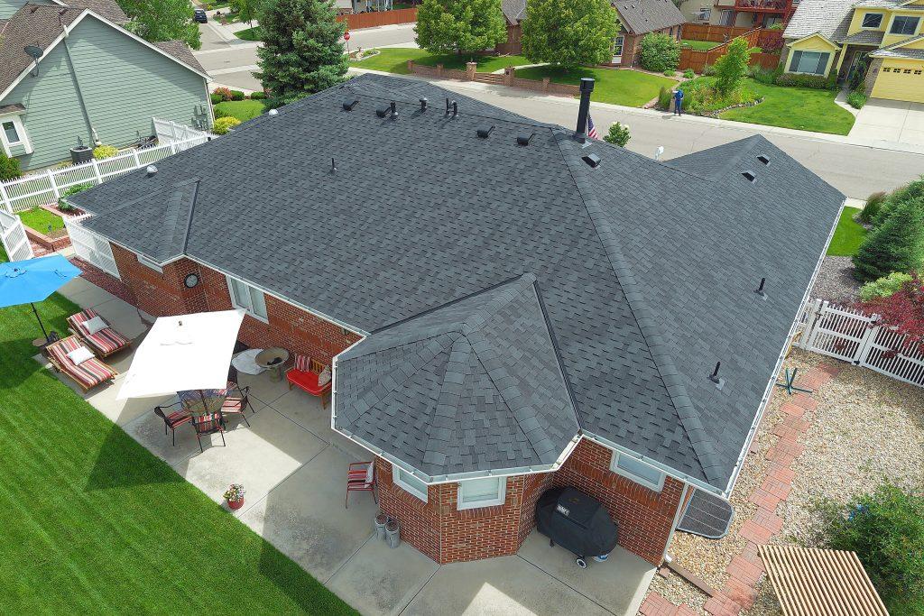 A bulldog roof repair