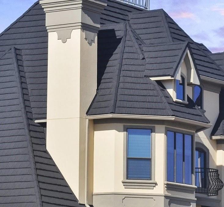 Stone Coated Steel Roof